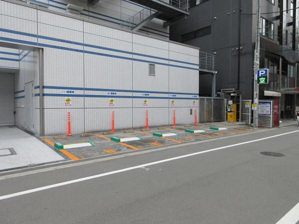 NLCパーク新大阪スカイビル駐車場